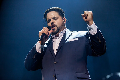 Klassisch - Fotos: Fernando Varela live bei der Night of the Proms 2015 in Mannheim