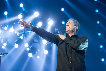 Tanzbar - Fotos: OMD live bei der Night of the Proms 2015 in Mannheim