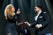 Fotos: Fernando Varela live bei der Night of the Proms 2015 in Mannheim